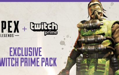 Get an exclusive Apex Legends skin for free!
