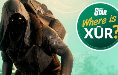 Destiny 2 Xur location: Where is Xur and what exotics is he selling October 11