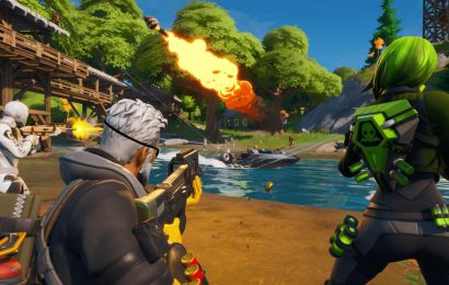 Fortnite's Chapter 2 Battle Pass Is Easier To Level Up Than Before