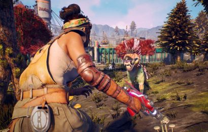 Twitch Is Going To Play The Outer Worlds Before Release