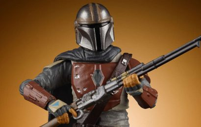 New Star Wars Toys Give Better Look At Mandalorian And Episode 9 Characters