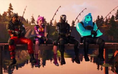 Fortnite is back with Chapter 2 and a new map