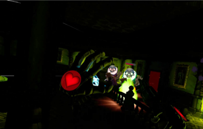 Preview: Monster Reapers VR – Ghostbusting 2016 Style, Not 1984 Style