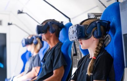 Educational VR Programme SpaceBuzz Celebrates Global Launch