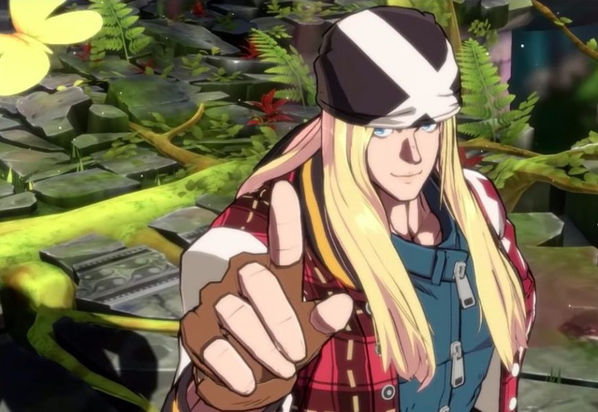 New Guilty Gear trailer shows off Axl, teases next character reveal
