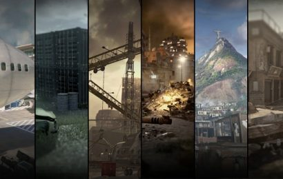 Classic Maps We Want For The New Modern Warfare