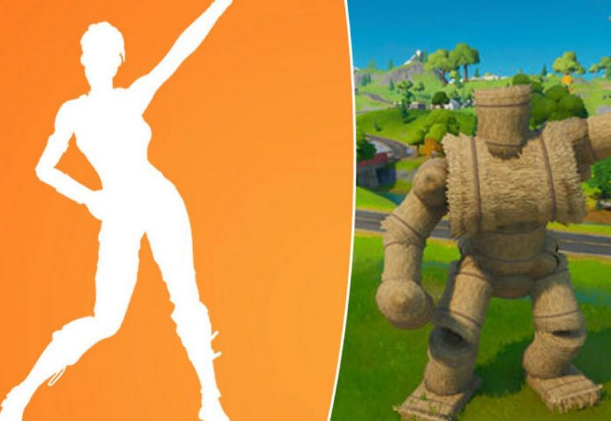 Fortnite – Dance at Pipeman, Hayman and Timber Tent Map Locations