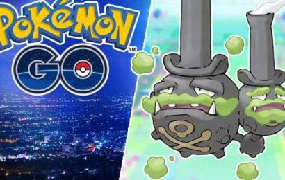 Pokemon Go Weezing Galarian form comes to raids, here are the best counters