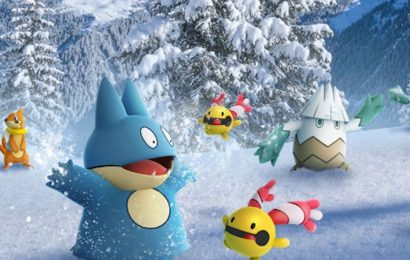 Pokemon GO Holiday Christmas Event 2019 is probably coming to the game very soon