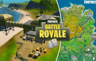 Fortnite E.G.O outposts: Map locations for Week 5 Lowdown challenges