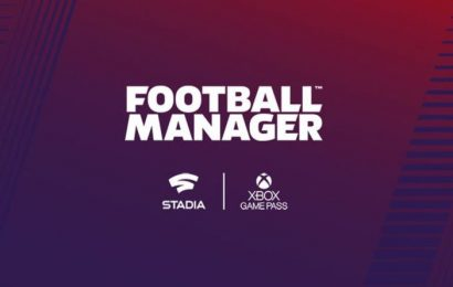 Google Stadia scores win over Steam, Nintendo Switch with Football Manager 2020 release
