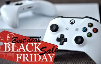 Xbox One Black Friday 2019 INCREDIBLE deal: Get console with three games for just £130