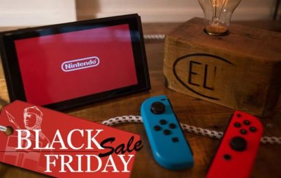 Nintendo Switch Black Friday 2019 deals: BEST prices at Argos, Amazon, John Lewis and more