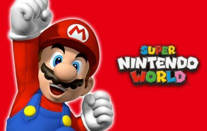 Nintendo news: Here's what Super Nintendo World in Japan will look like
