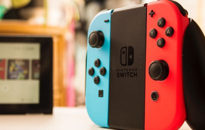 Buy a Nintendo Switch and get Pokemon and Mario Kart for free