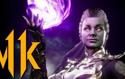 Here's when you can play as Sindel in Mortal Kombat 11