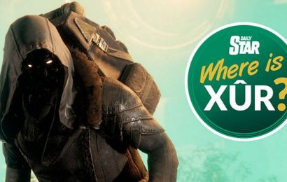 Destiny 2 Xur location: Where is Xur today and what exotic is Xur selling?