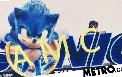 Sonic The Hedgehog's movie redesign leaked again and it's looking pretty good