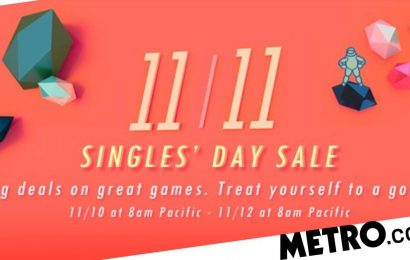 Steam Singles' Day Sale has up to 90% off PC games, ends tomorrow