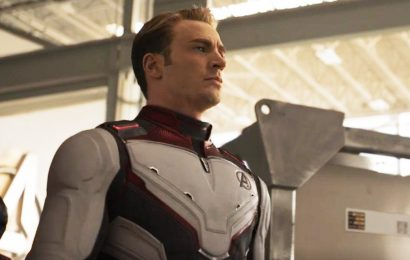 Chris Evans Reveals Whether He'd Return to Captain America