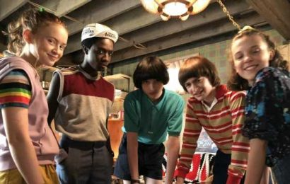 Stranger Things Cast Bloopers and Funny Moments