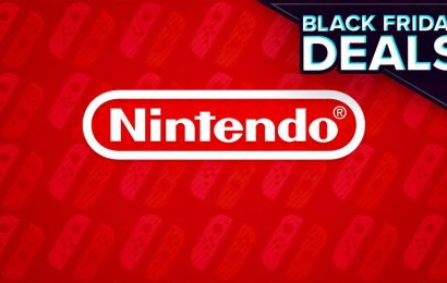 Nintendo's Black Friday 2019 Switch Deals: Games, Joy-Cons, And More