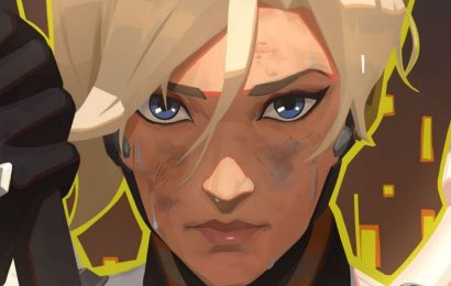 Mercy's Recall Challenge begins today in Overwatch, awarding Dr. Ziegler skin