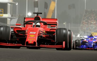 F1 2019: the game that gets better the longer it takes