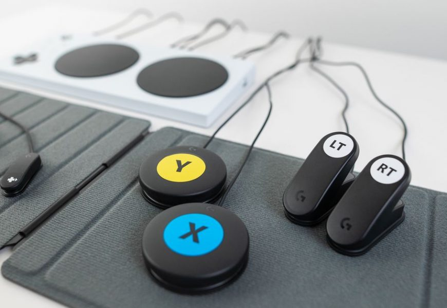 Xbox Adaptive Controller gets a toolkit full of assists from Logitech
