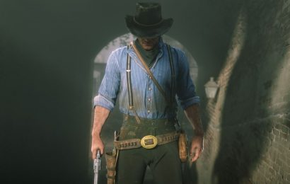 Red Dead Redemption 2 on PC is a mess