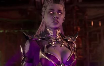 Here's your first look at Sindel in Mortal Kombat 11
