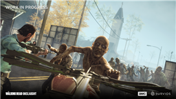 Survios Delays The Walking Dead Onslaught to 2020