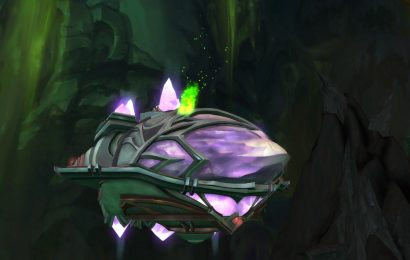 World of Warcraft needs to solve its spaceship problem