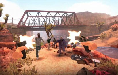 Zombie Shooter 'Arizona Sunshine' Coming to Quest Next Week