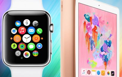 The Best Apple Deals: Up to $130 Off Apple Watch Series 4, iPad Pro, and AirPods