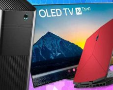 "The Best Dell Deals: Slim Alienware m17 Intel Core i7 17"" 4K RTX 2070 Laptop with 1TB SSD for $1599.99"
