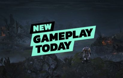 New Gameplay Today – Hands On With Diablo IV's Barbarian