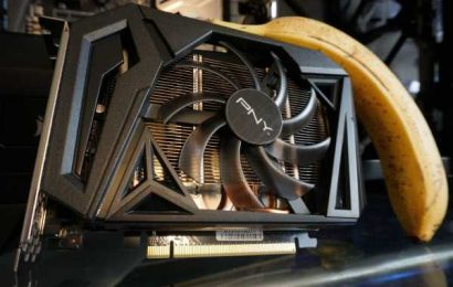 PNY GeForce GTX 1660 Super Single Fan review: Tiny graphics card, big performance