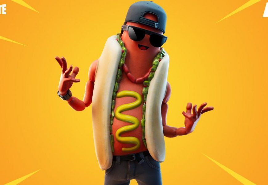 Fortnite's skins are basically giant shitposts now