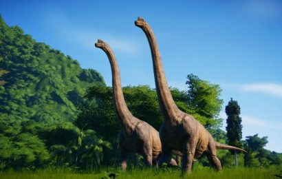 Frontier Announces Jurassic World Evolution: Return To Jurassic Park