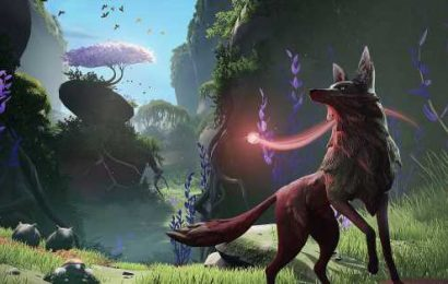 Lost Ember conjures up an epic animal adventure, but can't quite deliver on that promise