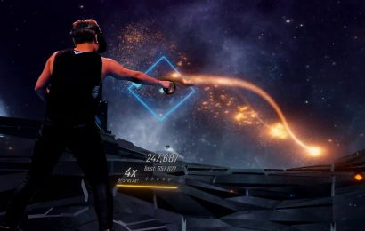 Rhythm Shooter 'Audica' Launches on PSVR with 4 Exclusive Songs – Road to VR
