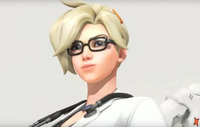 Mercy's Recall Challenge Hits Overwatch, Read The New Short Story