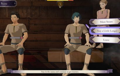 Fire Emblem: Three Houses adds sauna and maid costumes