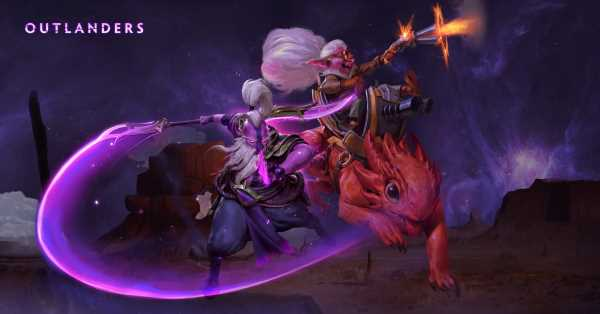 Massive Dota 2 Outlanders patch changes nearly everything