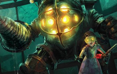 "New Bioshock game confirmed, but a release date is ""years"" away"