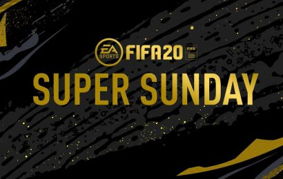 FIFA 20 Super Sunday Black Friday event starts TODAY: Ultimate Team latest news