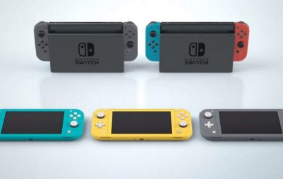 Whether you're looking for a Nintendo Switch or Lite, we've found great deals