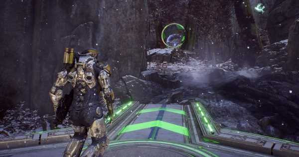 Anthem Update 1.60 Patch Notes released with new Icetide Christmas features