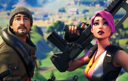 Fortnite XP Drop: Where To Search XP Drop Hidden In Chaos Rising Loading Screen